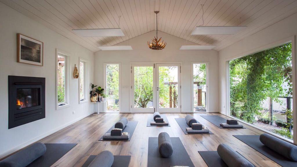 Hot Hut Yoga Studio Red Hill